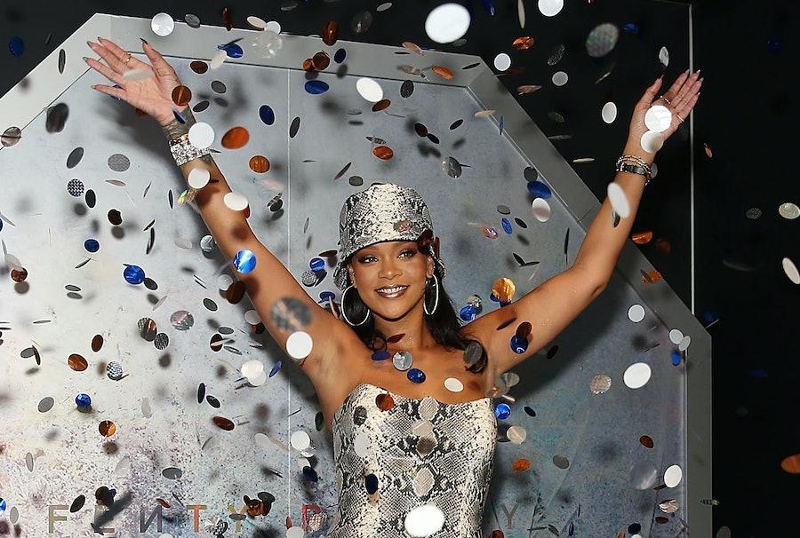 Fenty Beauty By Rihanna Anniversary Event