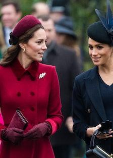 Meghan Markle, Kate Middleton