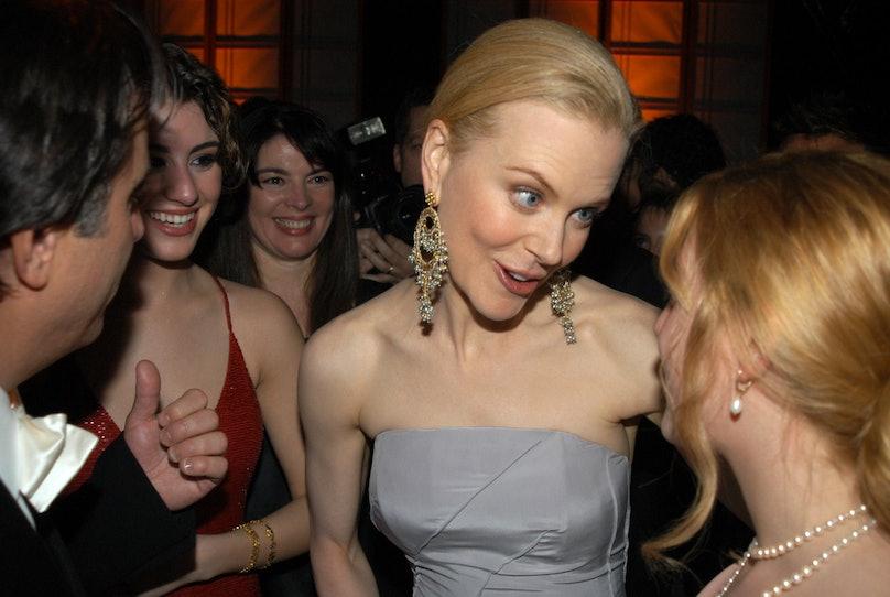 Miramax 2003 Golden Globes Party