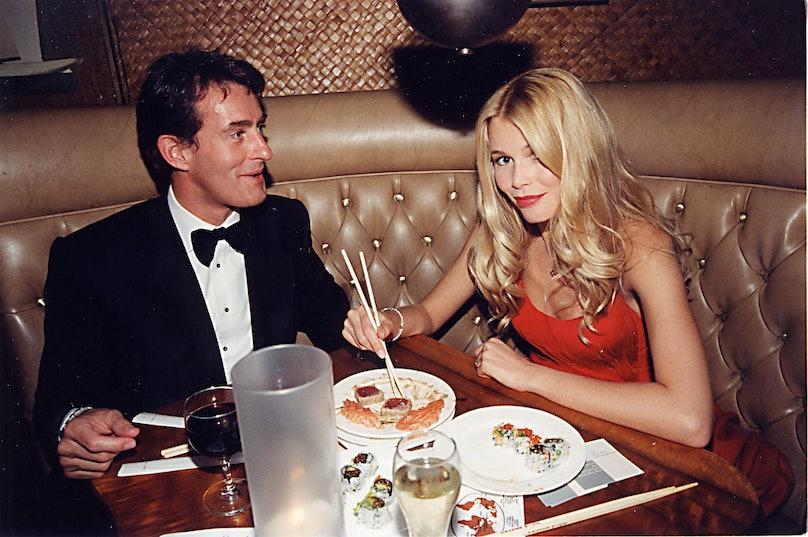 2000 Golden Globe SKG Party