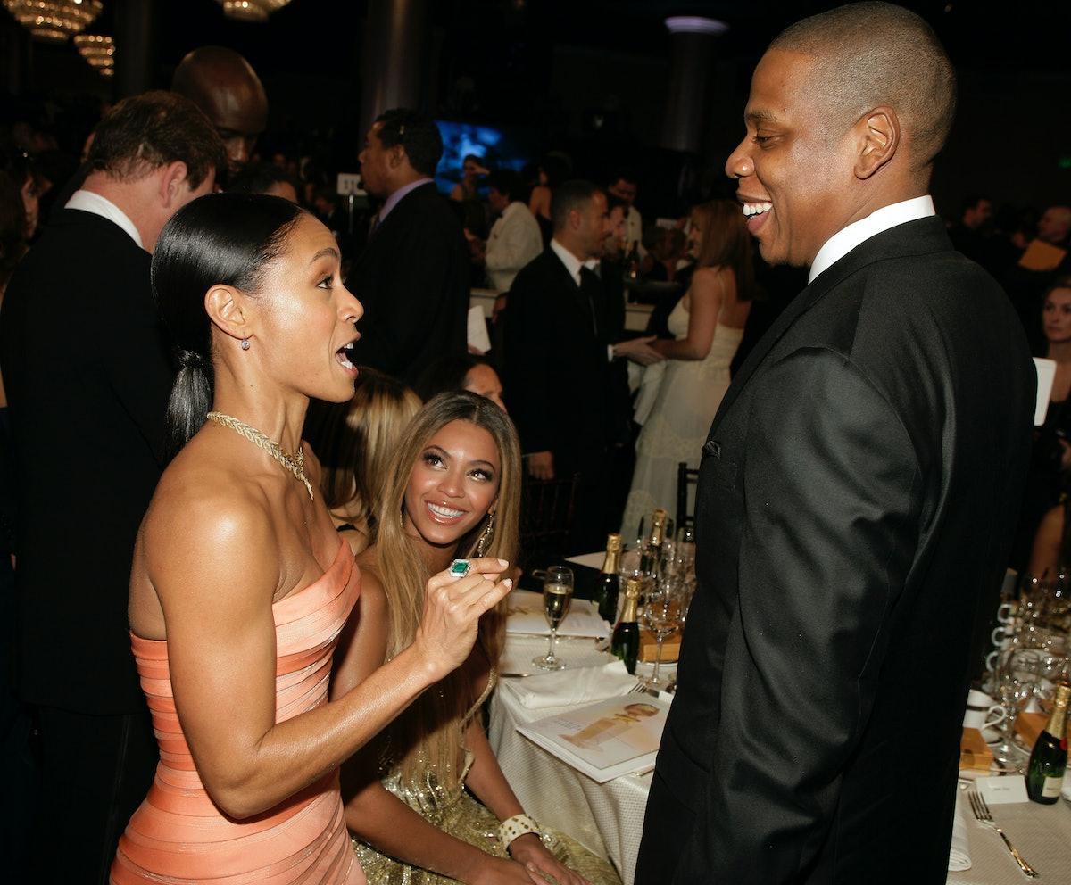 64th Annual Golden Globe Awards - Candids
