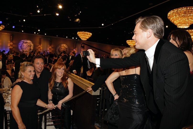 66th Annual Golden Globe Awards -- Candid