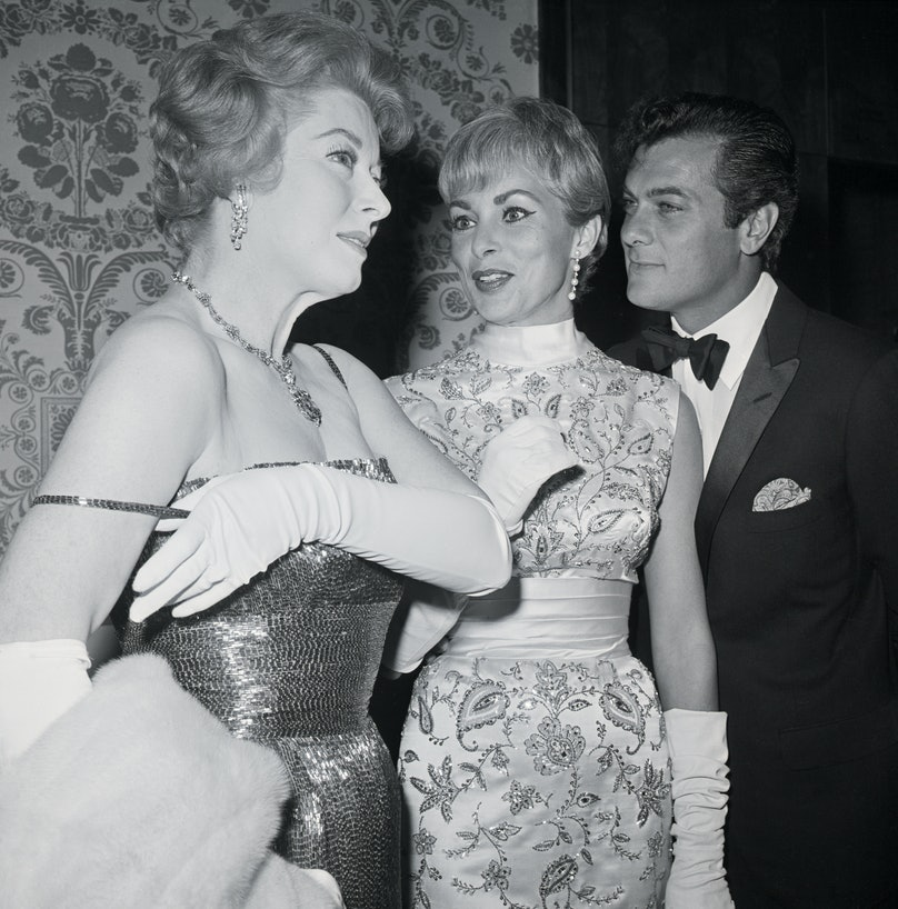 Janet Leigh, Tony Curtis, Greer Garson