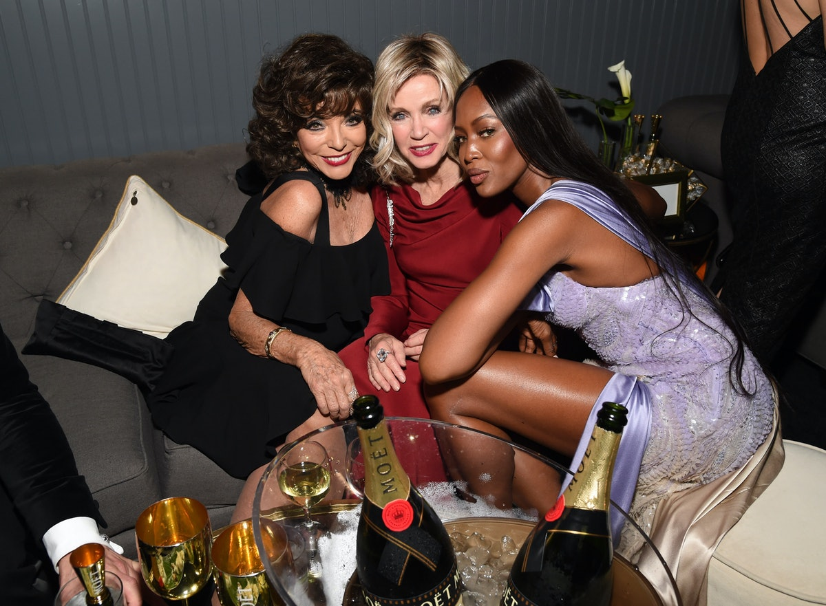 Moet & Chandon At The Weinstein Company's 2017 Golden Globe Awards After Party