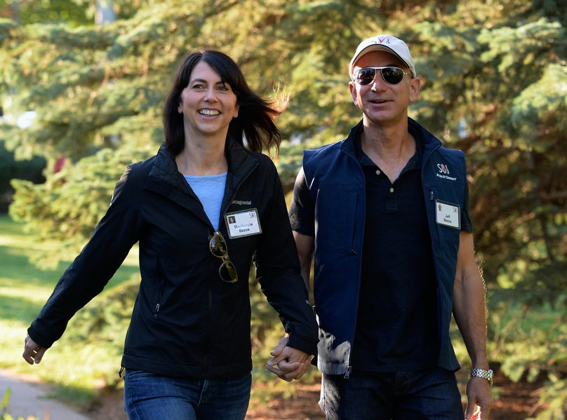 Business Leaders Meet In Sun Valley, Idaho For Allen And Co. Annual Conference