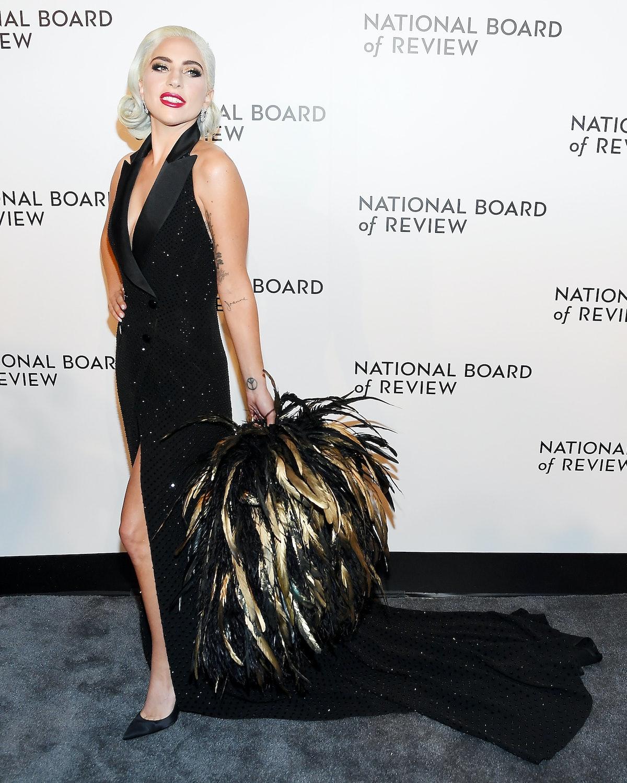 Lady Gaga in Ralph Lauren embed1