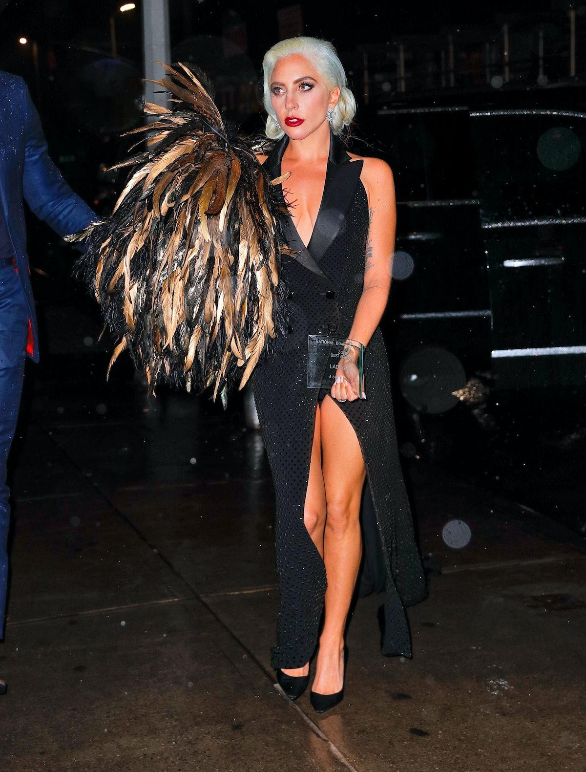 Lady Gaga in Ralph Lauren embed3