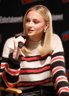 Entertainment Weekly At New York Comic Con - Day 1