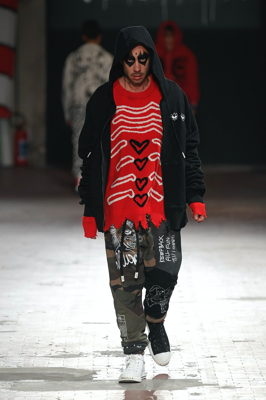 Haculla Fashion Show - 95. Pitti Immagine Uomo