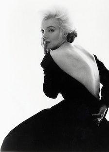 'Looking Over Shoulder', Marilyn Monroe, 1962, Bert Stern.jpg
