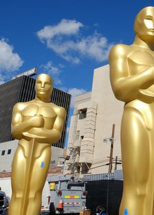 89th Annual Academy Awards - Red Carpet Roll Out