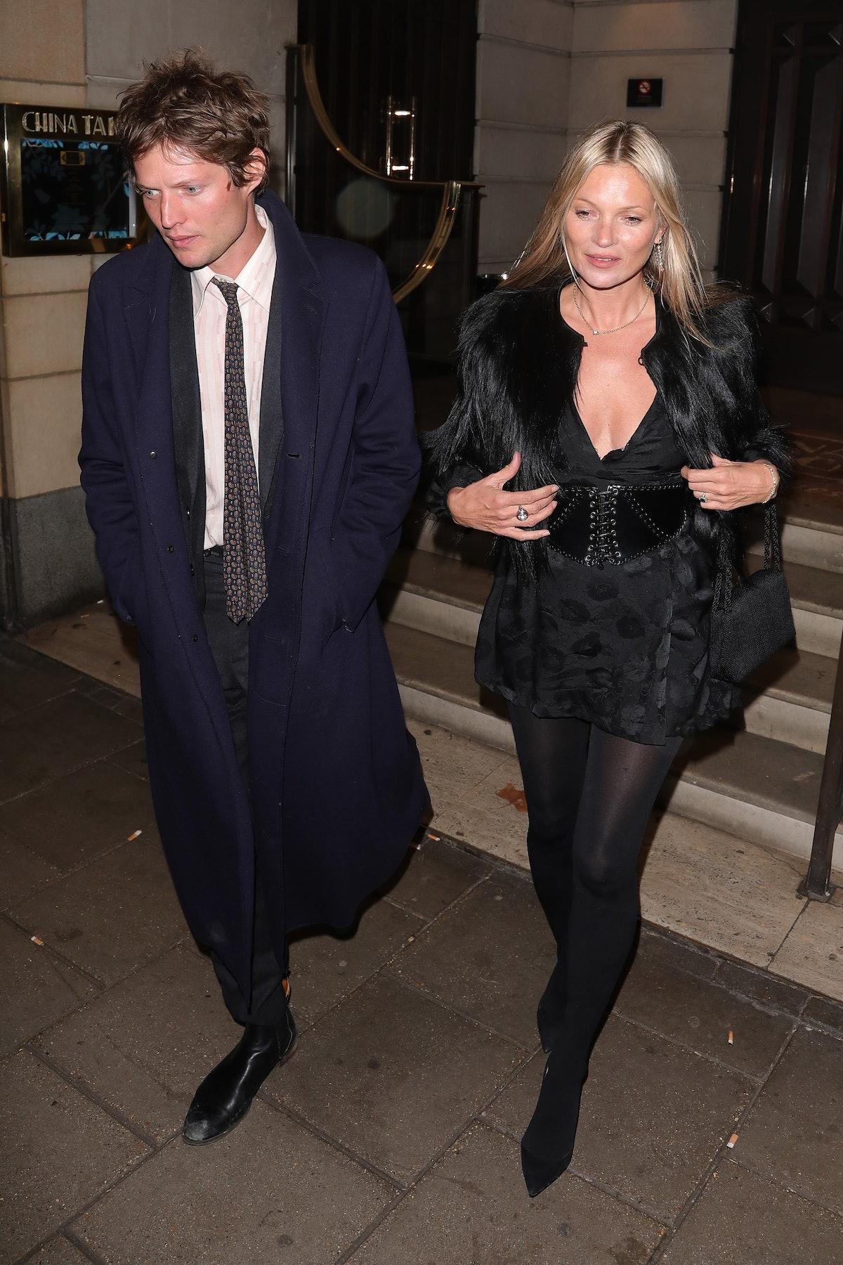 London Celebrity Sightings -  January 15, 2019