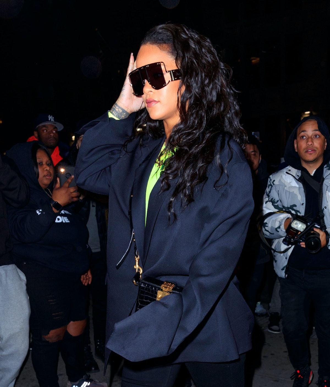 Celebrity Sightings In New York City - January 15, 2019