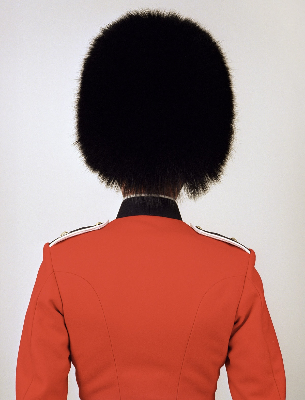 Scot guard, UK, from the EMPIRE series, 2004-2007 - Photo by Charles FrÇger.jpg
