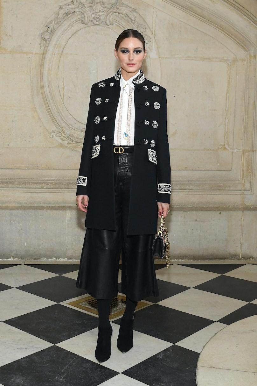 Christian Dior : Photocall - Paris Fashion Week - Haute Couture Spring Summer 2019