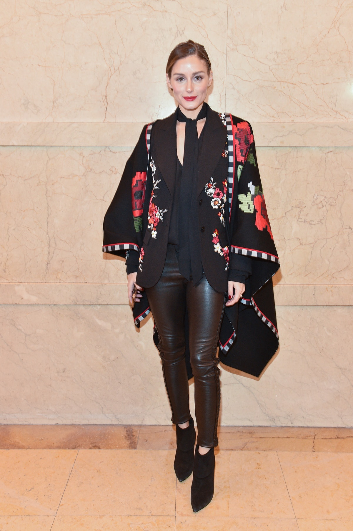 Elie Saab : Front Row - Paris Fashion Week - Haute Couture Spring Summer 2019