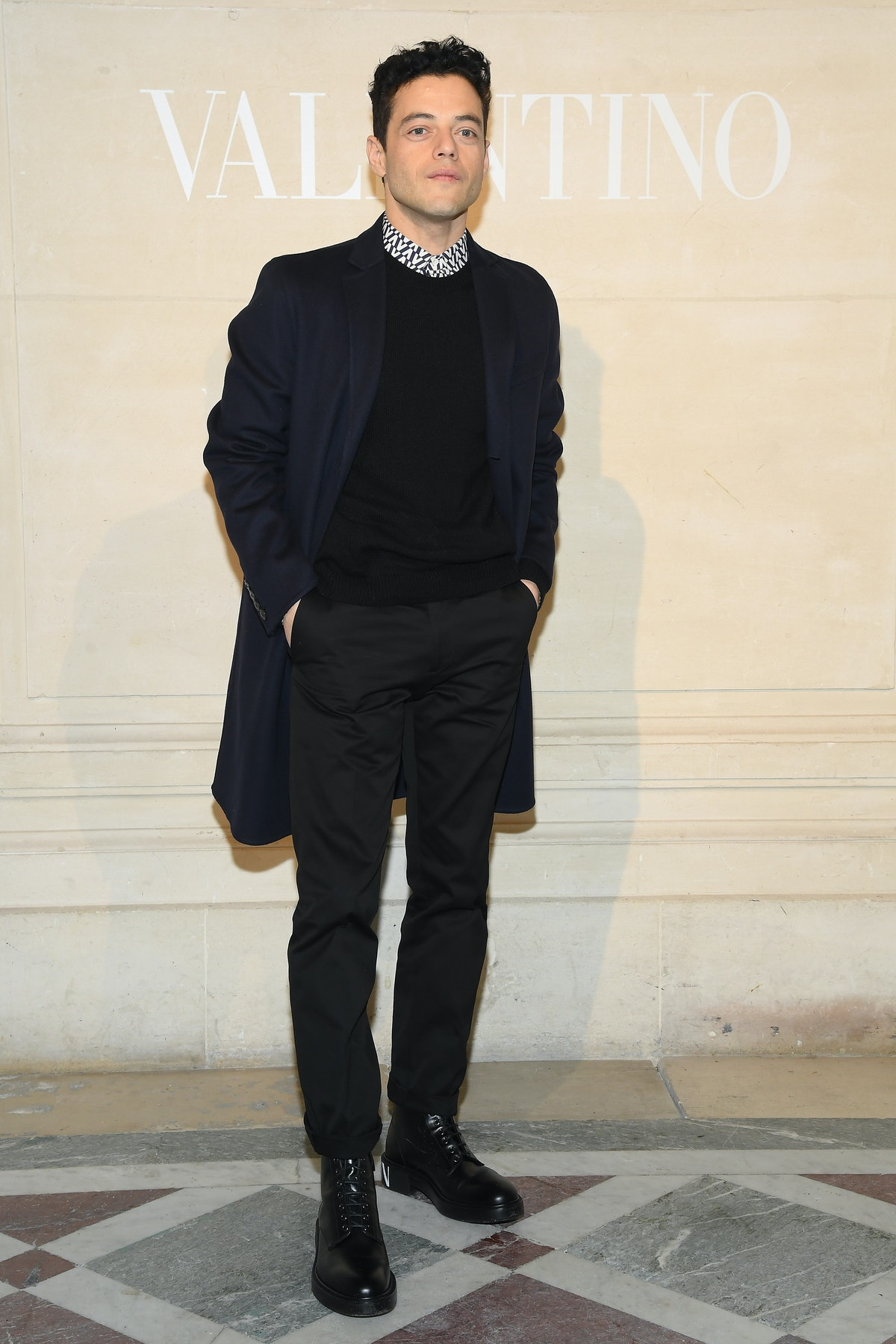 Valentino : Front Row - Paris Fashion Week - Haute Couture Spring Summer 2019