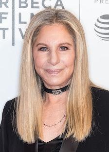 2017 Tribeca Film Festival - Tribeca Talks: Storytellers: Barbra Streisand With Robert Rodriguez