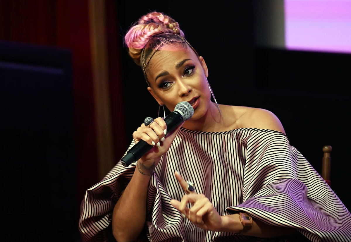"""HBO's """"I Be Knowin'"""" NYC Screening With Amanda Seales"""