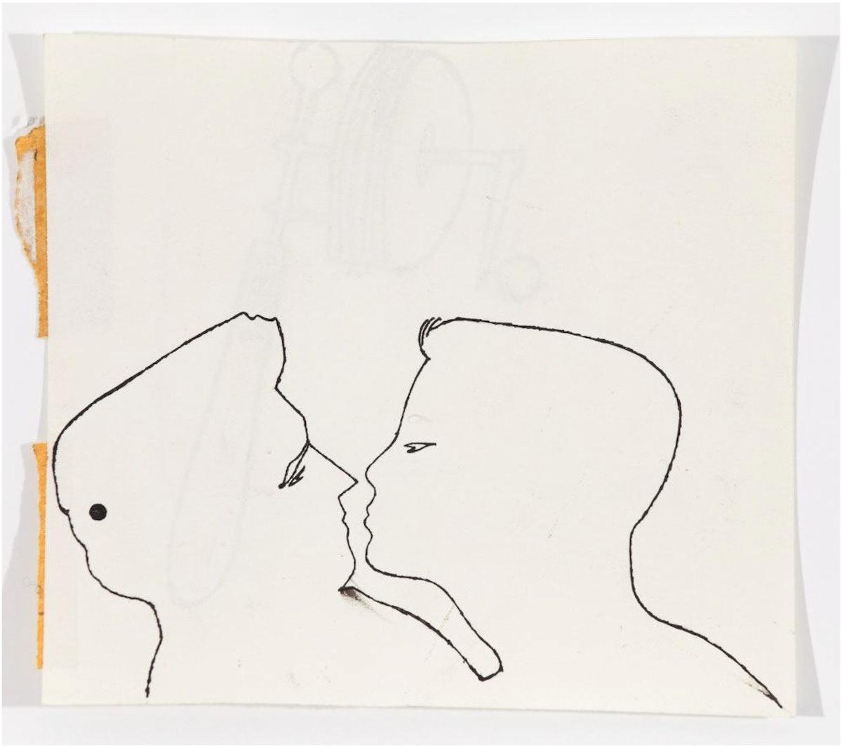 Warhol_Andy_TwoMaleHeadsFacetoFace,Outline_AK10863.jpg