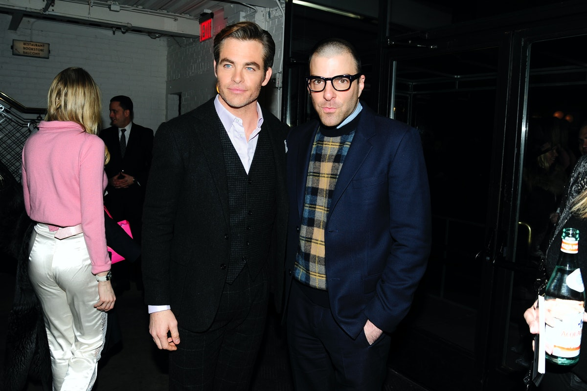 """New York Premiere Of TNT's """"I Am the Night"""""""