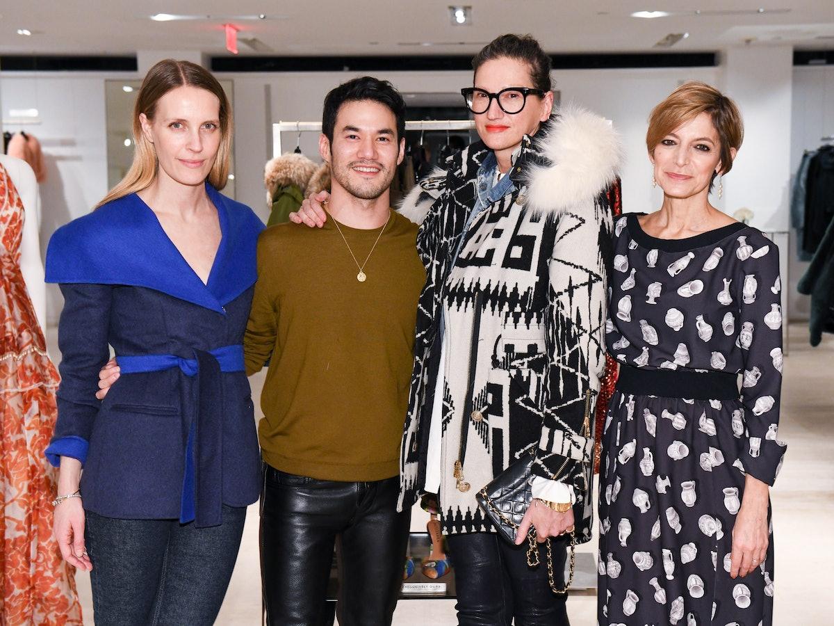 Joseph Altuzarra & Barneys New York Celebrate: Altuzarra Ten