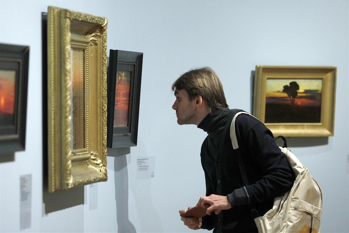 Arkhip Kuindzhi exhibition opens in Moscow's Tretyakov Gallery