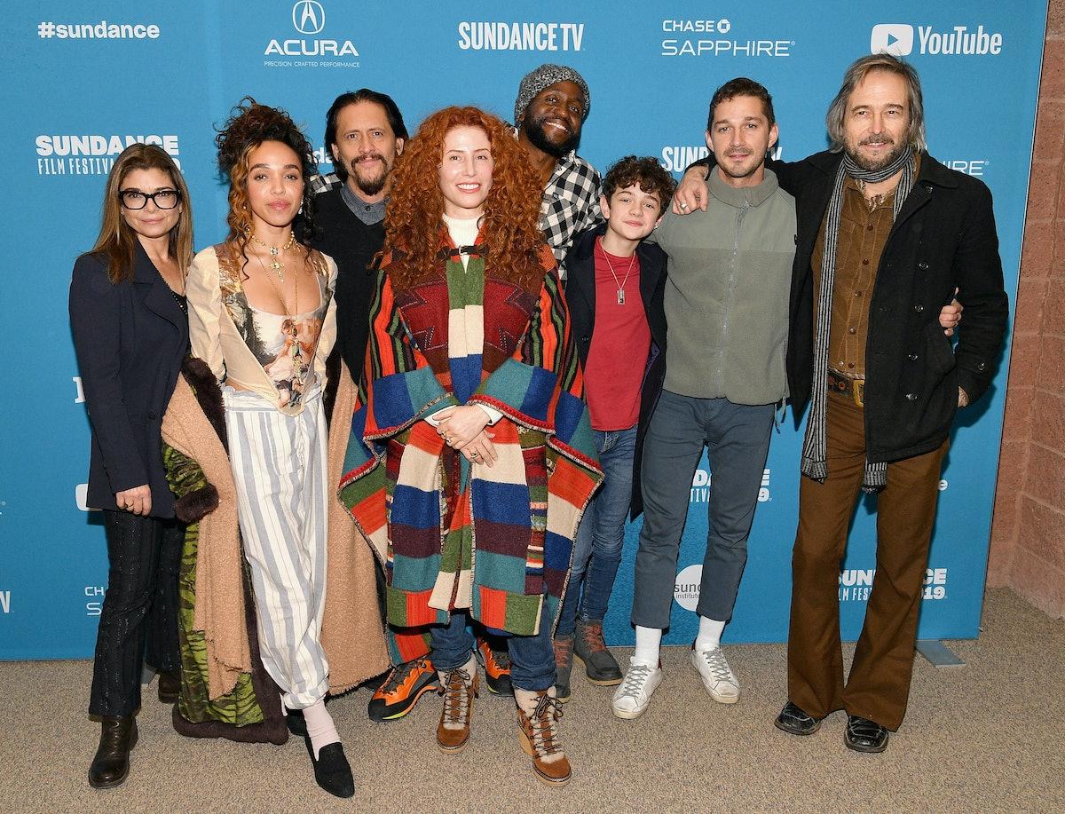 "2019 Sundance Film Festival - ""Honey Boy"" Premiere"