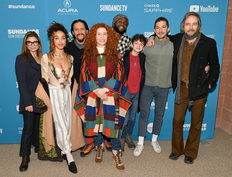 "2019 Sundance Film Festival - ""Honey Boy"" Premiere"