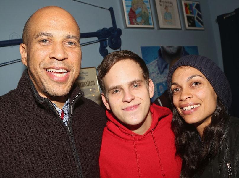 Celebrities Visit Broadway - January 5, 2019
