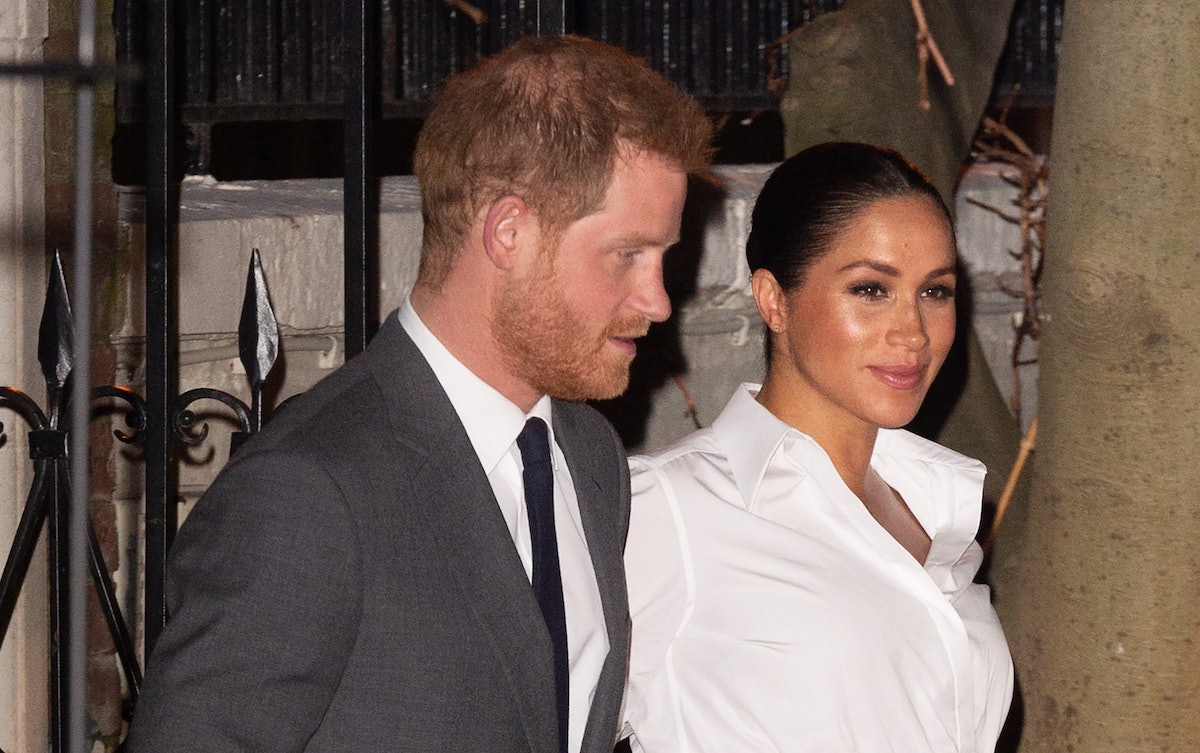 The Duke and Duchess Of Sussex attend the Endeavour Fund Awards