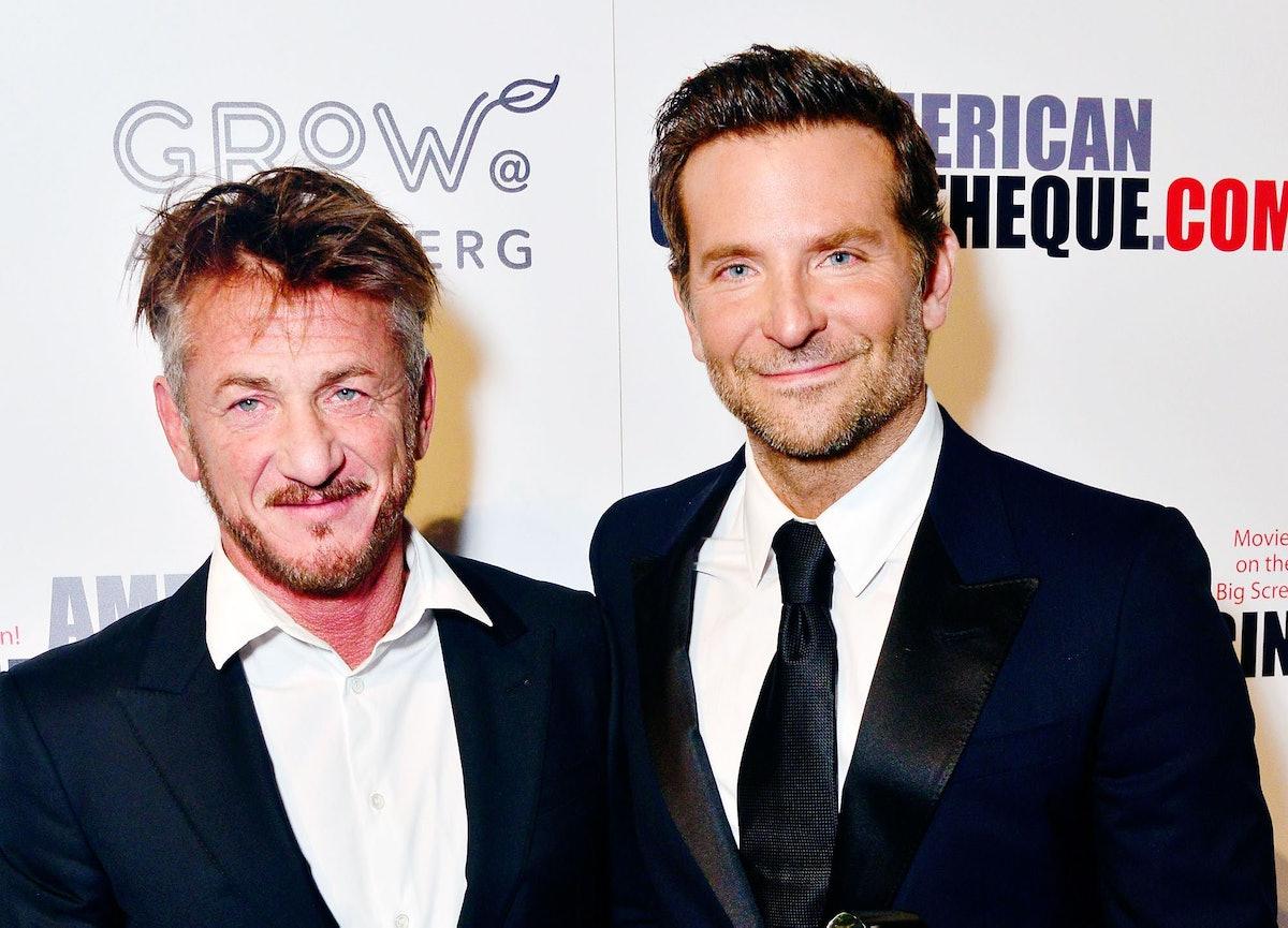 Sean Penn Bradley Cooper