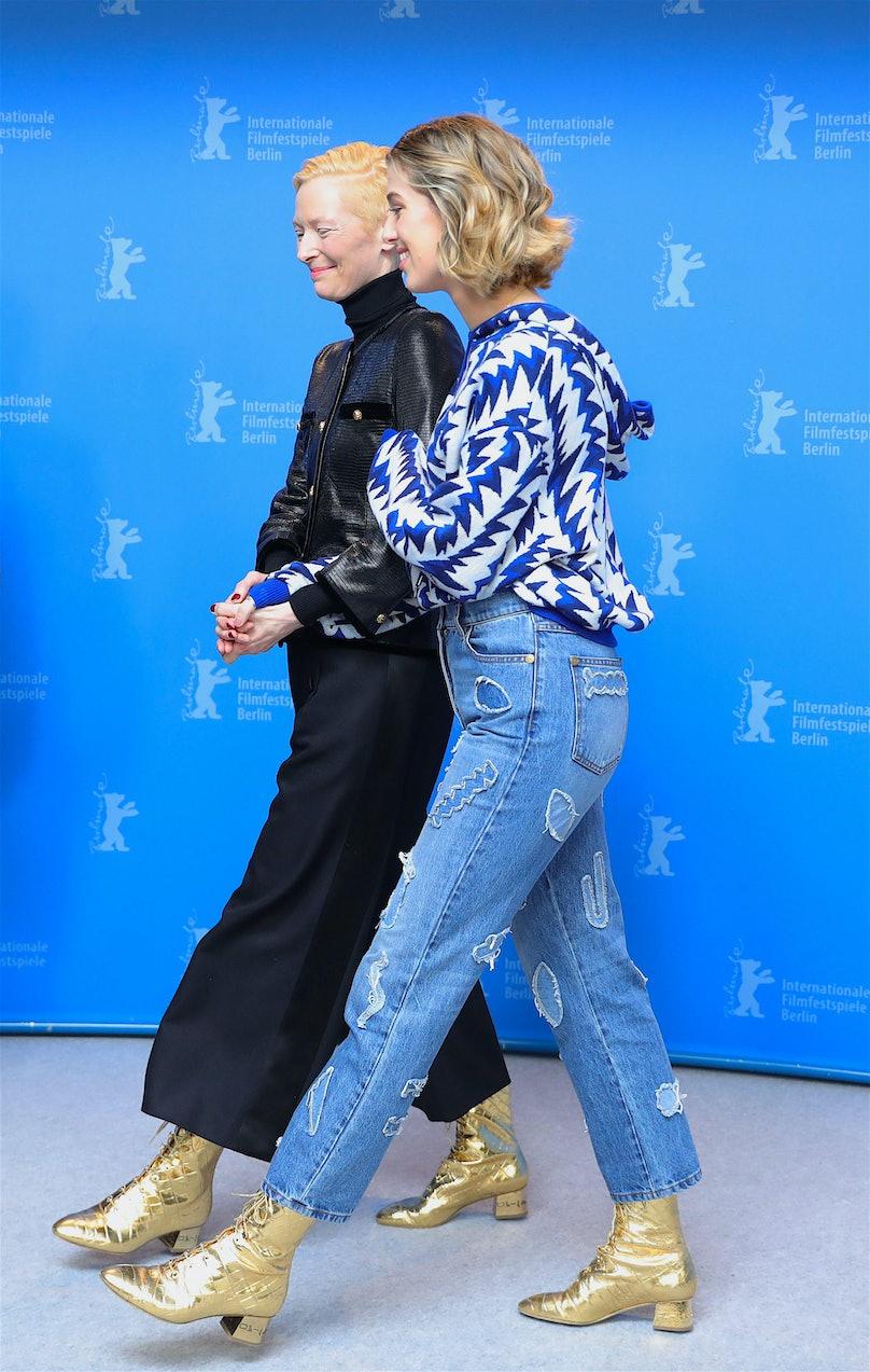 """The Souvenir"" Photocall - 69th Berlinale International Film Festival"