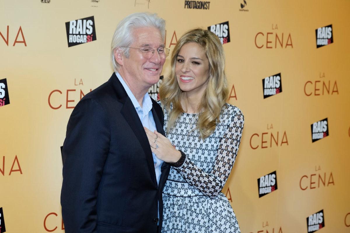 'La Cena' Madrid Premiere