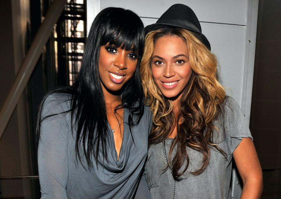 kelly rowland friends