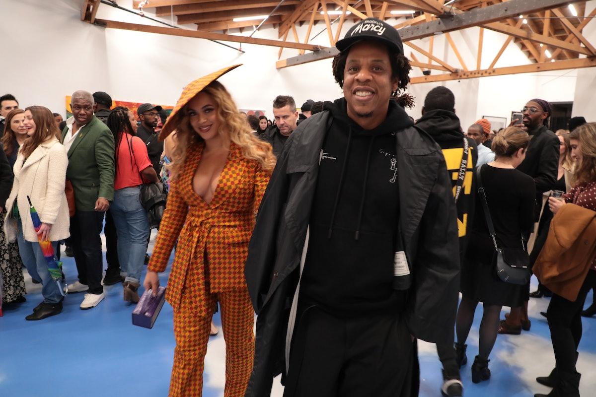 Jay-Z, BeyoncŽ