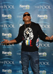 Ja Rule Performs Thanksgiving Eve At The Pool After Dark