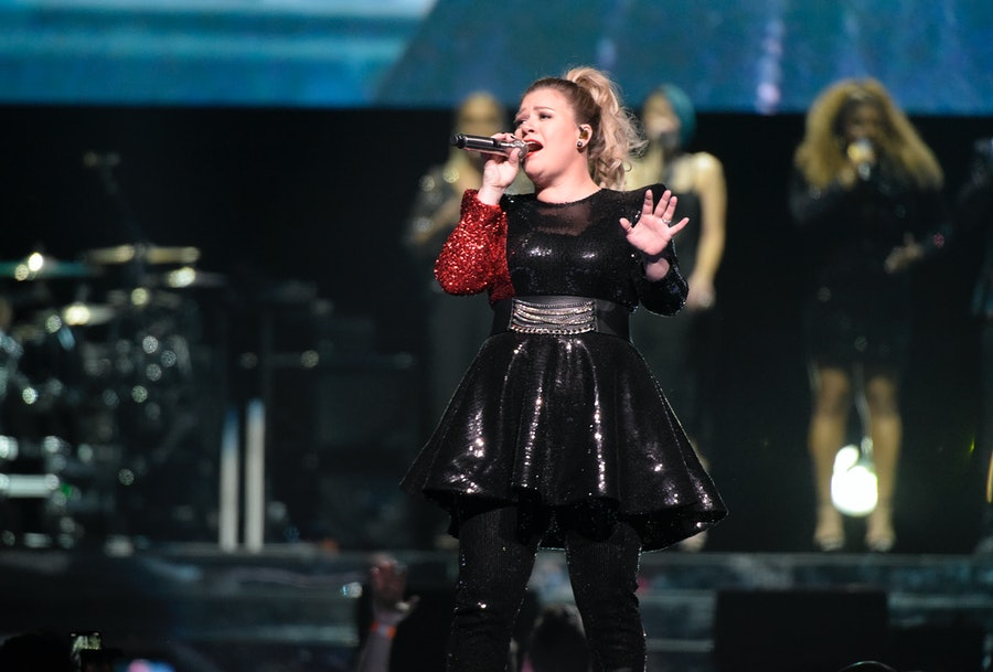 Kelly Clarkson With Brynn Cartelli, Kelsea Ballerini In Concert - Los Angeles, CA