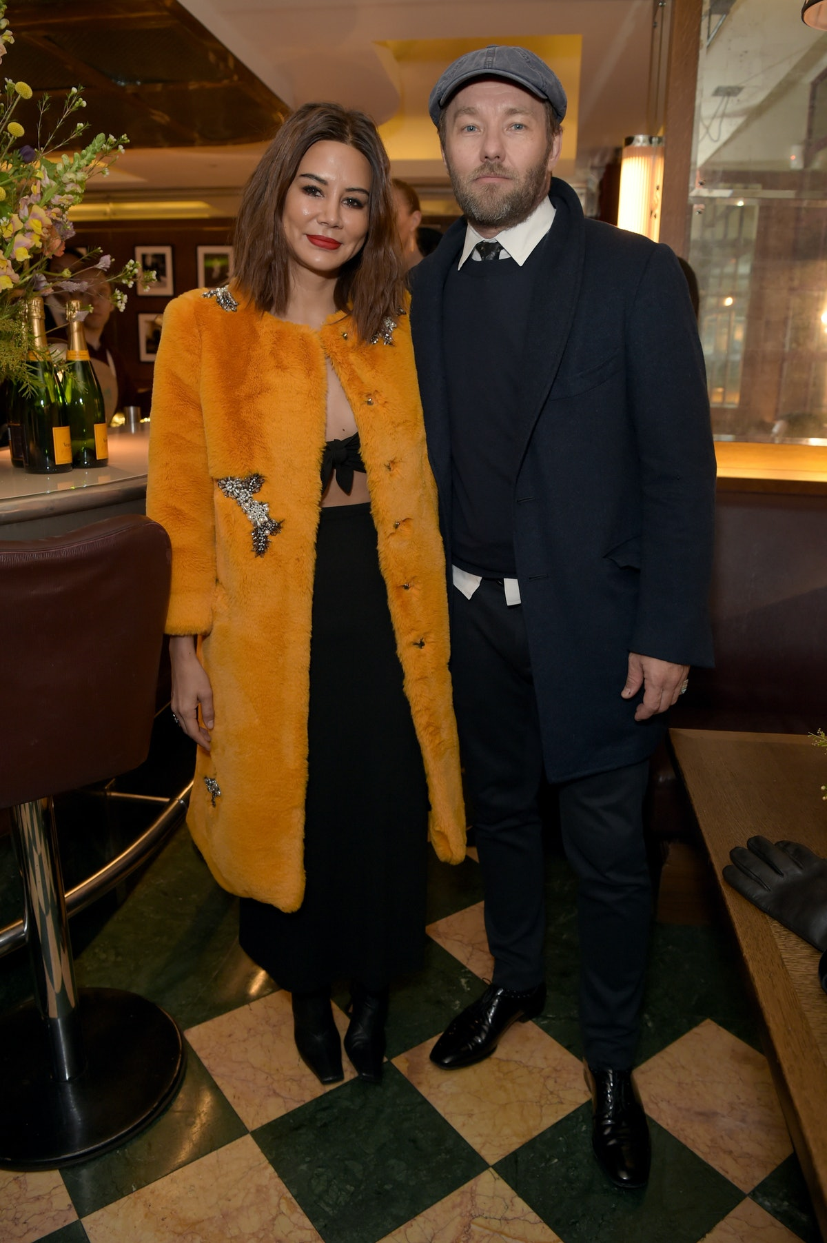 The Official Erdem London Fashion Week Dinner At J Sheekey Atlantic Bar