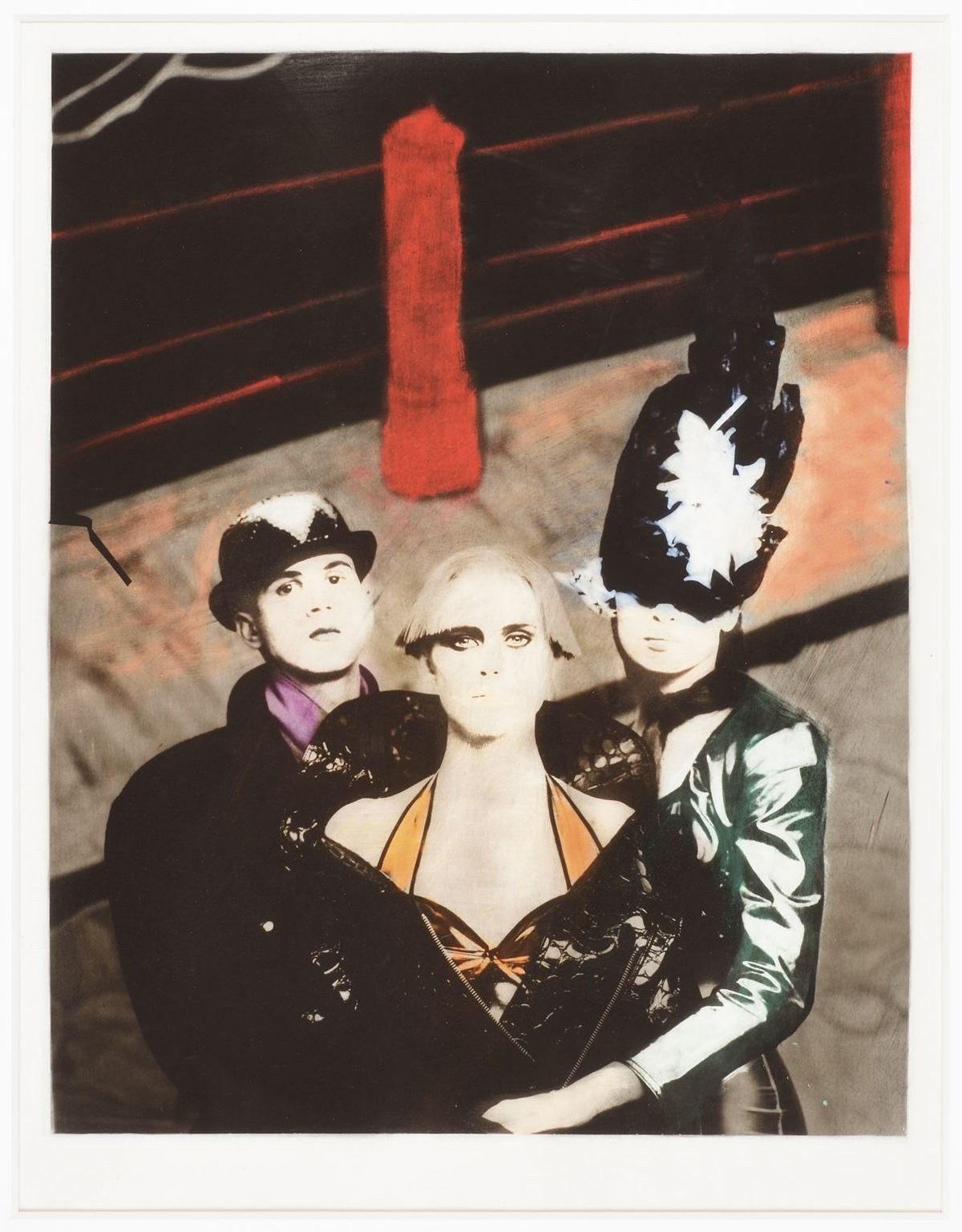 Die Drei und der rote Pfosten_1997.jpg