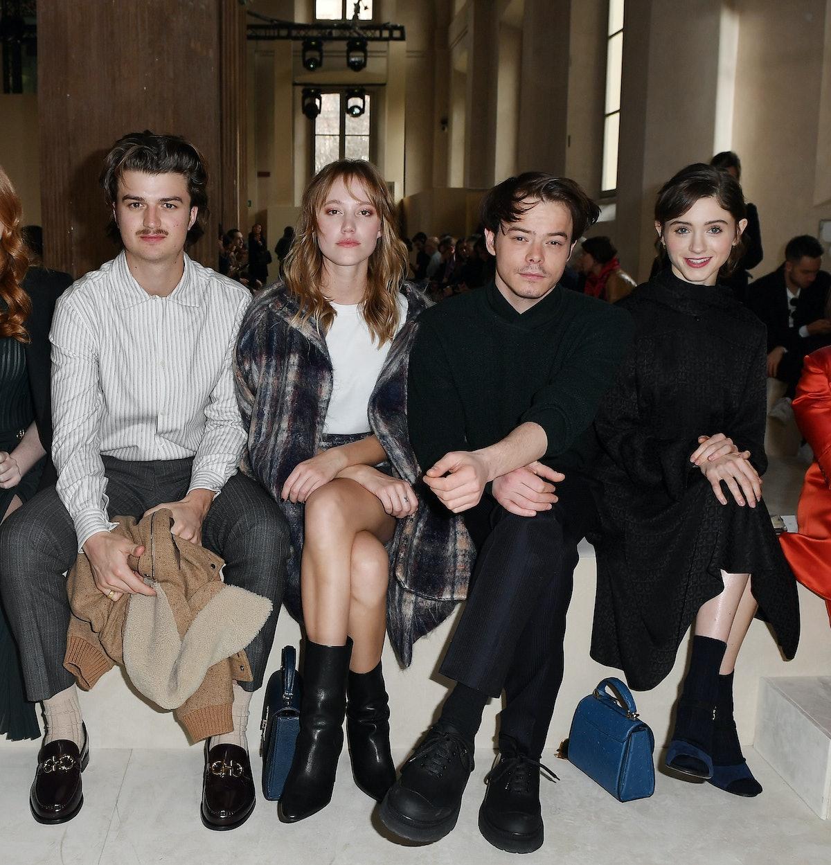 Salvatore Ferragamo - Front Row: Milan Fashion Week Autumn/Winter 2019/20