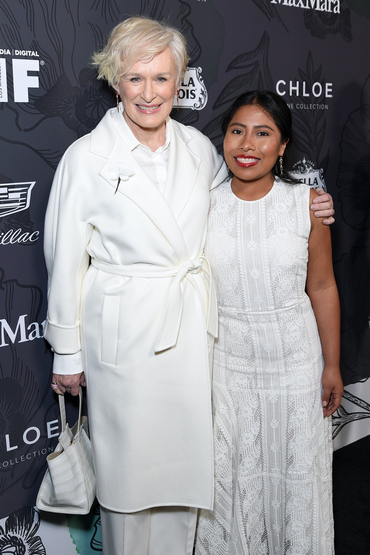 12th Annual Women In Film Oscar Nominees Party Presented By Max Mara With Additional Support From Chloe Wine Collection, Stella Artois and Cadillac - Red Carpet