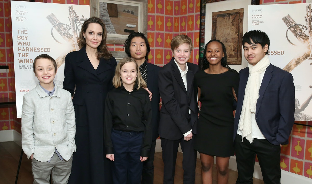 """""""The Boy Who Harnessed The Wind"""" Special Screening, Hosted by Angelina Jolie"""