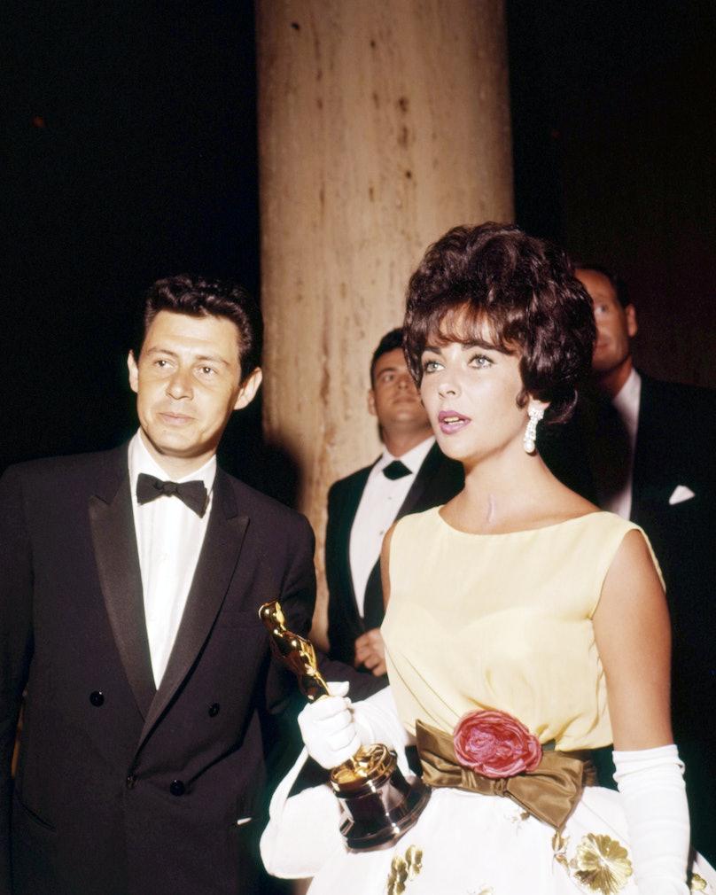 Taylor With Oscar