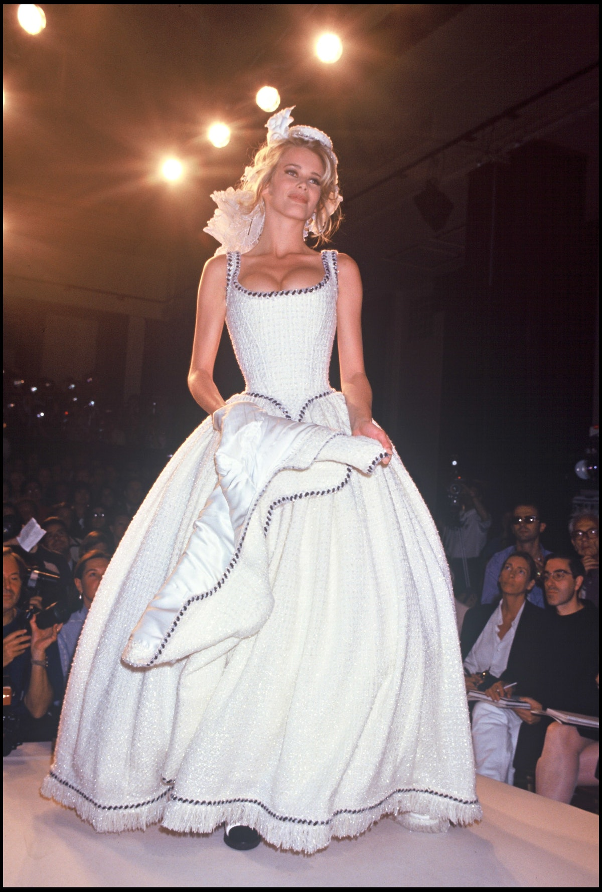 Haute Couture Fashion Shows Fall Winter 1992-1993 Collections
