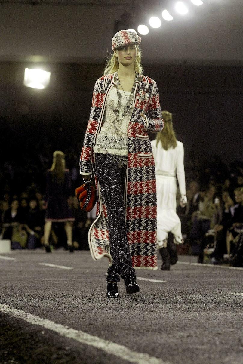 Chanel ready-to-wear Fall-Winter 2004-2005