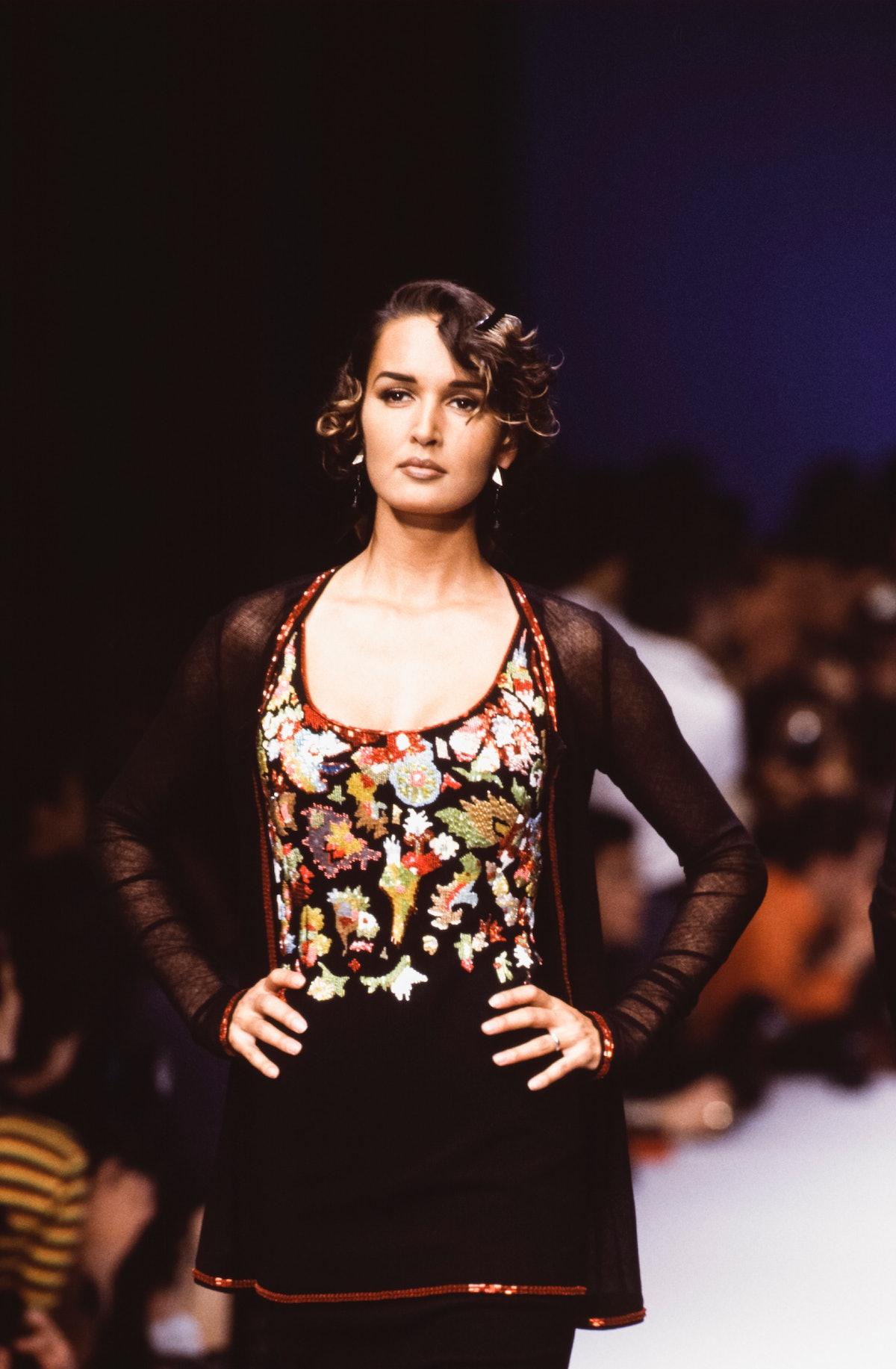 Mode Prêt-à-Porter Hiver 1992-1993
