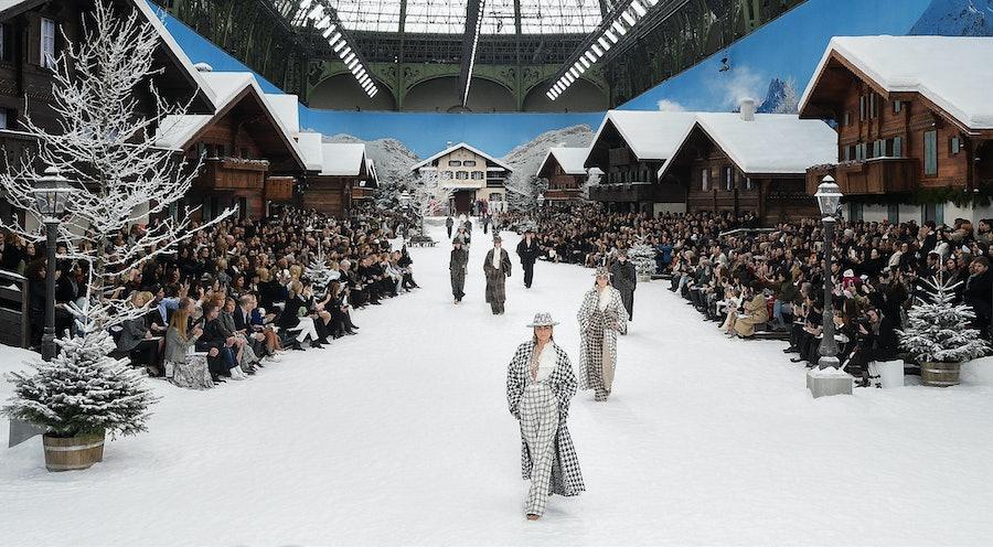 Chanel : Runway - Paris Fashion Week Womenswear Fall/Winter 2019/2020