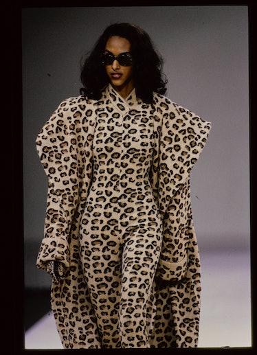 Azzedine Alaia Fall 1991 RTW