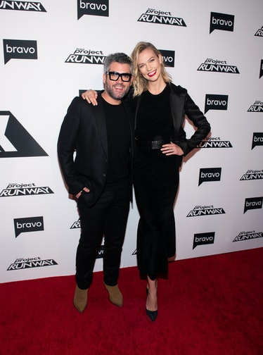 "Bravo's ""Project Runway"" New York Premiere"